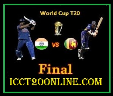 Watch Sri Lanka vs India Final ICC World T20 Cup 2014 Online